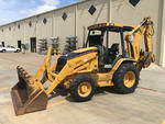 2005 Cat 420D 4x4 Backhoe Loade