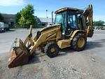 Cat 416C 4X4 Backhoe Loader