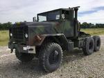 1990 BMY M931A2 6x6 Tractor Tru
