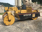 Hyster C340B Double Drum Roller