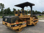 Cat CB-634C Vibratory Double Dr