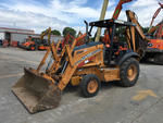 2007 Case 580M Series 2 Backhoe