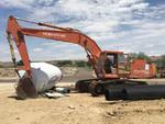 Koehring 6633 Track Excavator