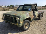 1986 Chevrolet D30 4x4 Flatbed