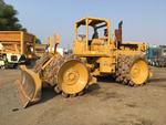 Cat 824B Soil Compactor
