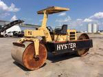Hyster C350D Double Drum Roller