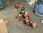 Lot of (5) Trimmers