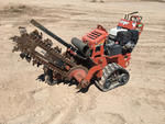 2012 Ditch Witch RT12 Walk Behi