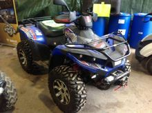 2013 Hytrack HY410S Quad bike