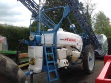 2002 Evrard METEOR2800 Trailed