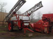 1992 Nodet 3000L Trailed spraye