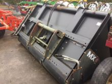 2004 Mailleux 3100 Silage facer