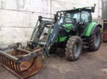 2013 Deutz-Fahr 5110PDT Farm Tr