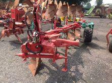 2008 Kverneland 5 SOCS Plough