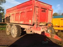2007 Guérin 18T Cereal tipping