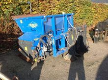 2008 Robert HB1600T Silage face