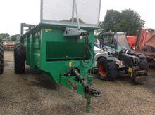 2009 Samson SP12 Manure spreade