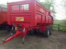 2013 Legrand BL16 Cereal tippin