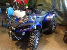 2013 Hytrack HY410S Quad bike