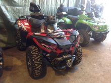 2015 Hytrack HY510 Quad bike