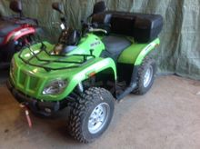 2011 Hytrack ARTIC350 Quad bike