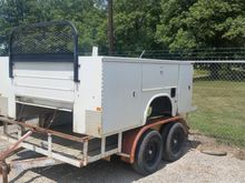 (Approx 57in) Utility Truck Bed