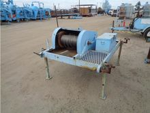 Wireline Unit Completions Equip