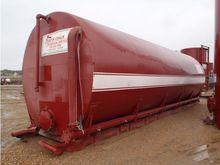 500bbl Horizontal Mud Tank #821
