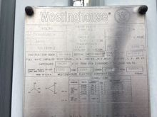 7.5 MVA Westinghouse Power Tran