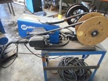 Miller Wire Feeder with Cables