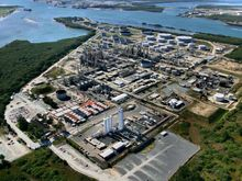 102,000bbl/day Refinery Plant #