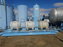 20ft x 7ft x 5ft Chemical Pump