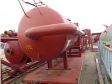 48in x 9ft Gas Buster Vessel #8