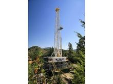 15,000ft Drilling Rig #16468