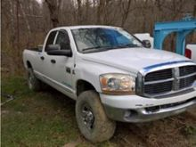 2007 2007 Dodge Ram 3500 4x4 Tr