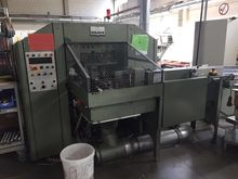 1991 KOLBUS Three Knife Trimmer