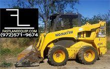 2007 KOMATSU SK1020
