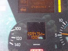2001 Mercedes-Benz 3235 CONCRET
