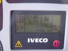 2007 Iveco TRAKKER 360 MIXER LI