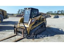 ASV RC100 Skid Steer Loaders