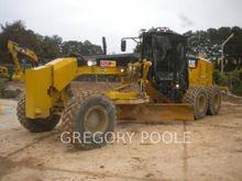2014 Caterpillar 120M2 Motor gr