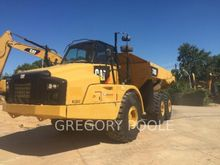 Caterpillar 740B Articulated Du