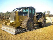 2010 Caterpillar 545C Skidder