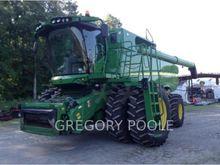2012 John Deere S690 Combine ha