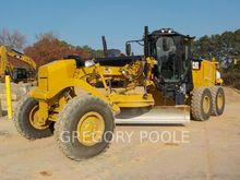 2015 Caterpillar 12M3 Motor gra