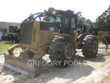 2010 Caterpillar 535C Skidder