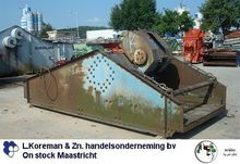 Used Weserhütte scre