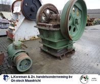 Müller 800 x 450  Jaw Crusher