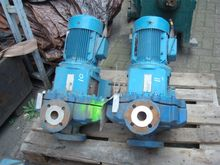Used Weir Warman pum