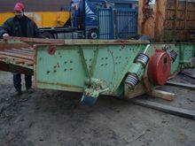 Ibag 15/55-1    Screening plant